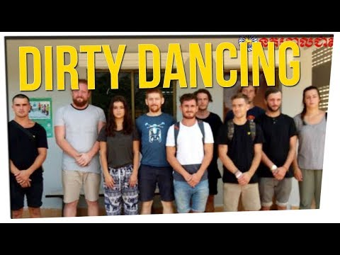 Tourists Arrested in Cambodia for Dancing ft. Steve Greene & DavidSoComedy