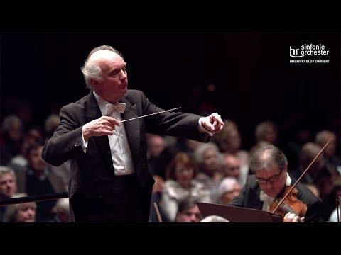 Schumann: 2. Sinfonie ∙ hr-Sinfonieorchester ∙ Marek Janowski