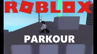Roblox: Parkour Funny Moments