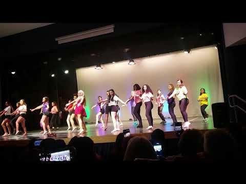 Ridge community high school night of dance(1)
