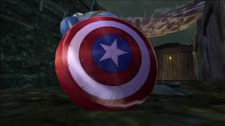 Captain America : Super Soldier | trailer (2011) Nintendo Wii
