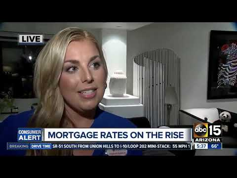 Buy or sell? Mortgage rates on the rise