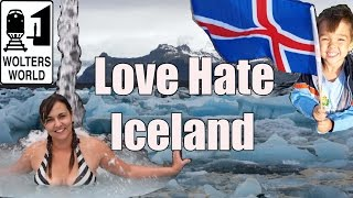 Visit Iceland - 5 Things You Will Love & Hate about Visiting Iceland