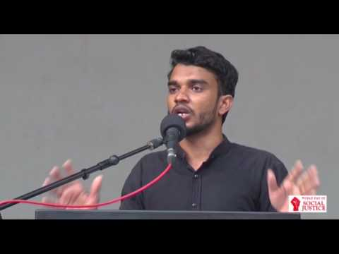 Speech by Rudane Zahir at World Day of Social Justice 2017