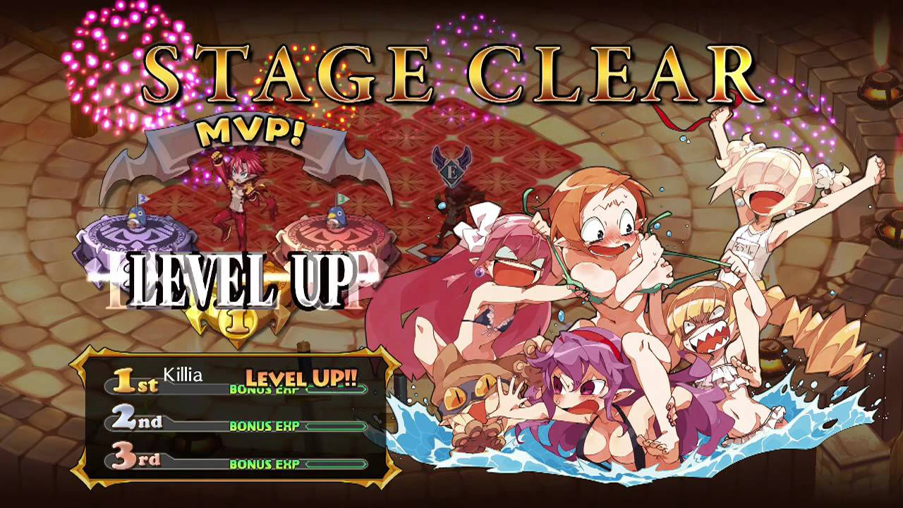 Disgaea 3: absence of detention reference guide.