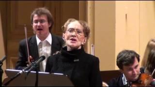 Sylvie BODOROVÁ: Kafkovy sny (Kafkas Träume), melodram na texty Franze Kafky /2.část/