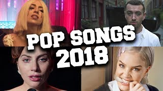 Top 65 Pop Songs of 2018