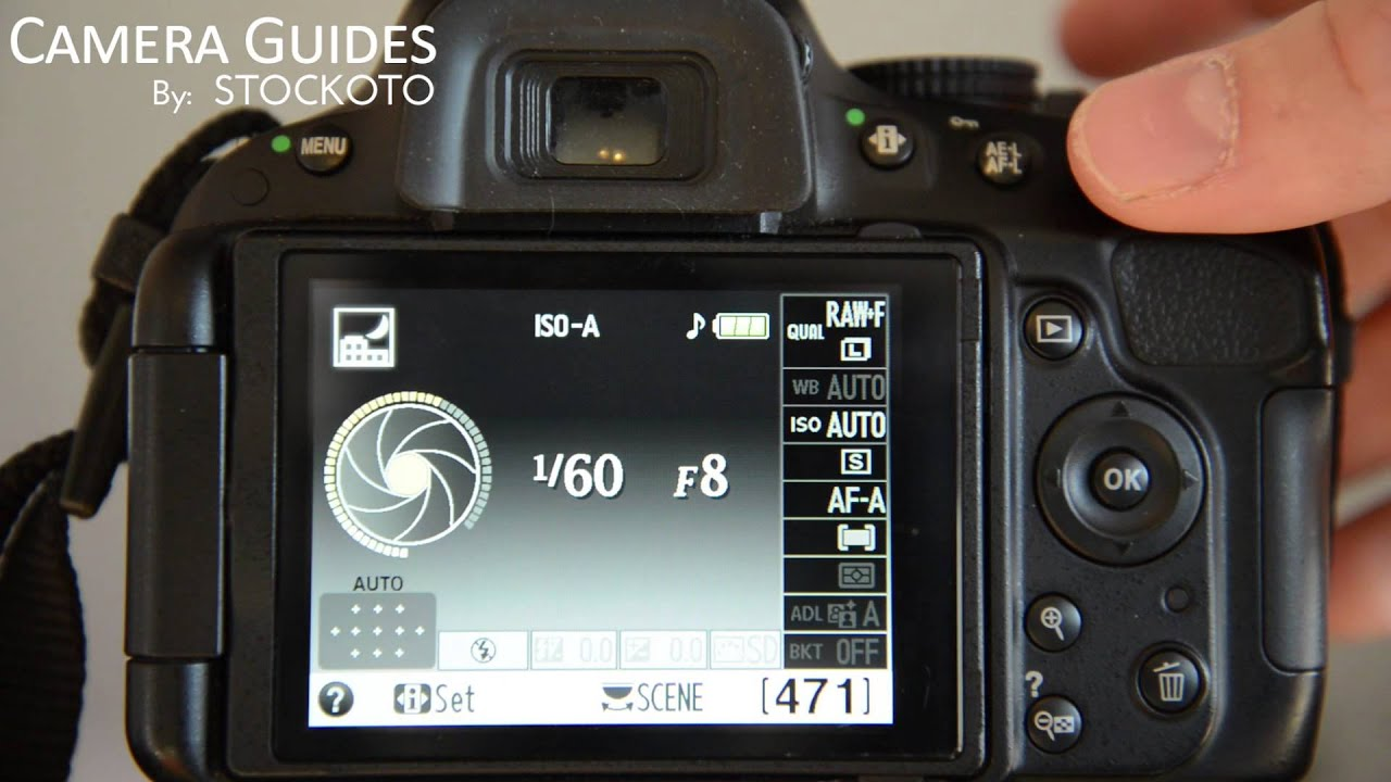 all about the mode dial on a nikon d5100 d5200 d5300 youtube rh youtube com Nikon D5300 Nikon D5100 Cheat Sheet