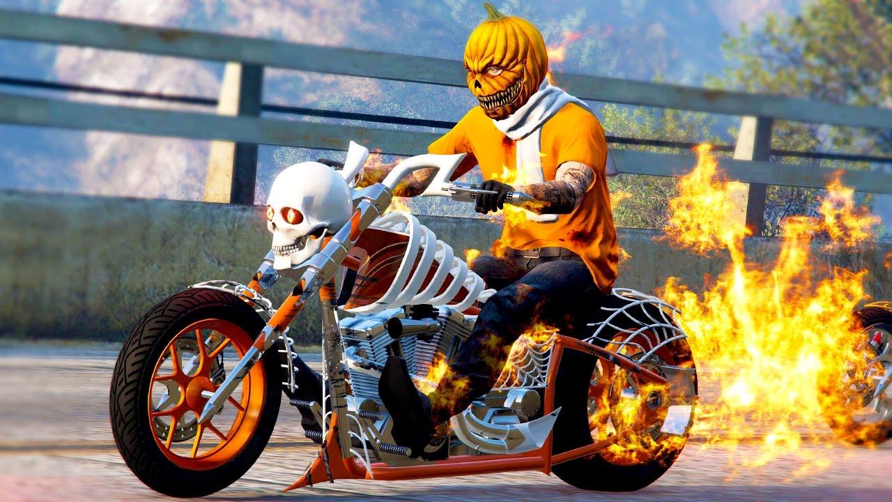 """Vaizdo rezultatas pagal užklausą """"bikers halloween"""""""