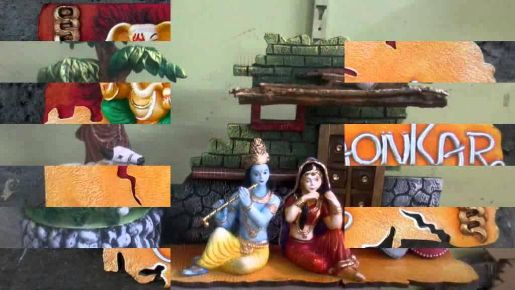 Mural art 3d creation youtube for Ceramic mural making