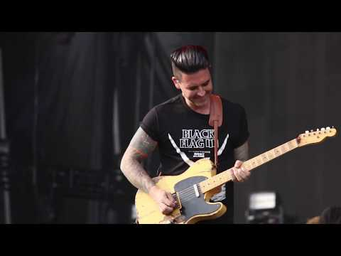 Dashboard Confessional - Vindicated (live)