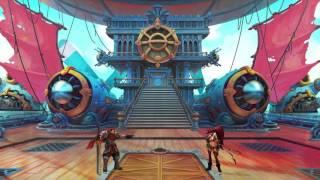 Battle Chasers: Nightwar - Character Spotlight - Red Monika!