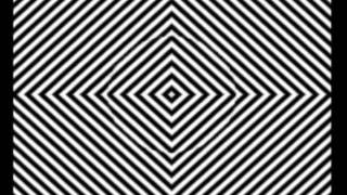 VISUAL OPTICAL ILLUSION - DO THIS! IT'S COOL! - Hypnotic Optical Trick