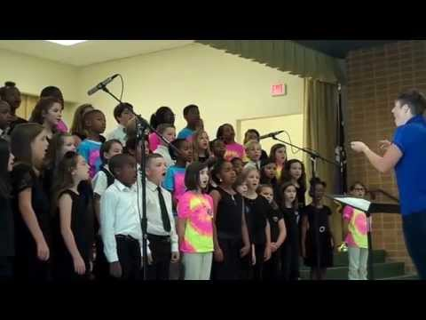 Langford Singers  Bridge Over Troubled Water