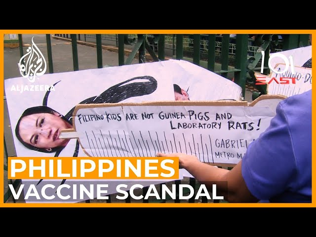 Philippines Vaccine Scandal | 101 East