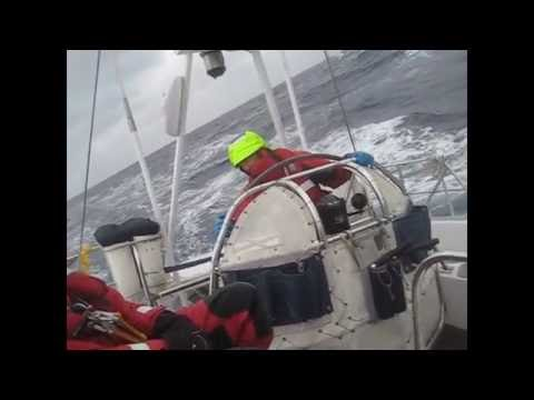 TRANSGLOBE around the world sail expedition Cape Horn to Australia 2015