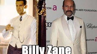 Titanic actores antes y después