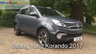 SsangYong Korando 2017 Review