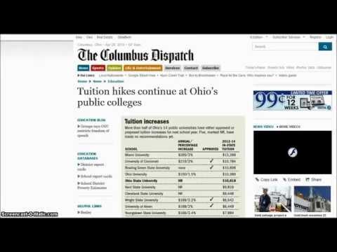 Ohio Tuition Hike - 46