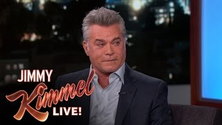 Video Ray Liotta Shares Stories About Pesci and Real Wiseguys download MP3, 3GP, MP4, WEBM, AVI, FLV Agustus 2018