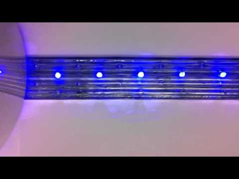 5 wire rope light youtube 5 wire rope light aloadofball Image collections