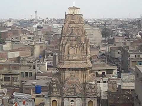 Very Old Mandir Anarkali Lahore 17 Jan 2009 Pakistan