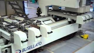 Автоматизированный обрабатывающий центр с ЧПУ Buselato S-серия