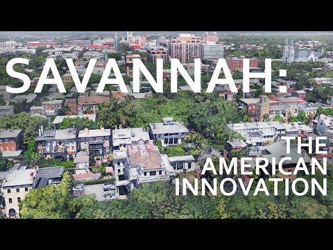 Savannah - The American Innovation!