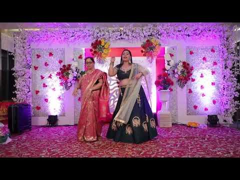 Family Dance Performance On Ghumro Ghumro
