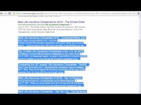 top life insurance companies new hd 2016