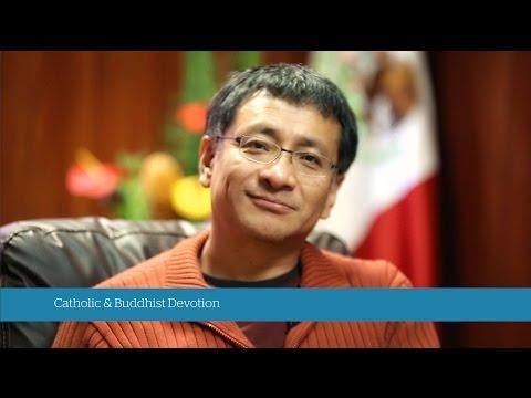 Catholic & Buddhist Devotion