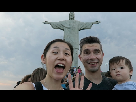 Rio Vlog: Christ the Redeemer, Parque Lage, Botafogo!