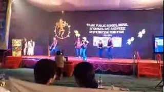 IXth Class performance on 10th Annual Day Celebration - Masti ki pathshala