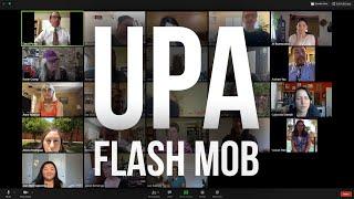 UPA Zoom Flash Mob 2020