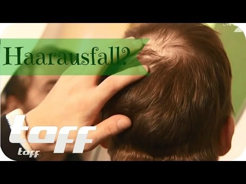 jahrelangen haarausfall stoppen