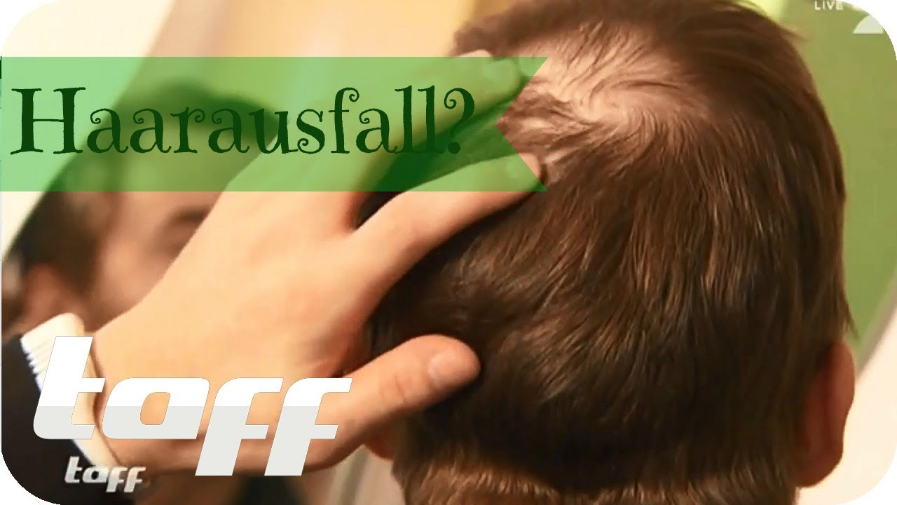 Anti Haarausfall Haarwuchsmittel Im Test Taff