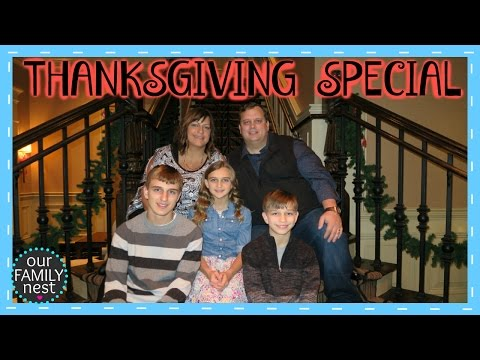 OUR FAMILY NEST THANKSGIVING SPECIAL 2015 - NASHVILLE DAY TWO
