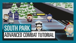 South Park : The Fractured But Whole - Advanced Combat Tutorial