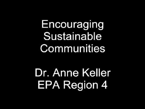 Sarasota County Sustainable Communities Encouraging Sustainable Communities EPA Keller