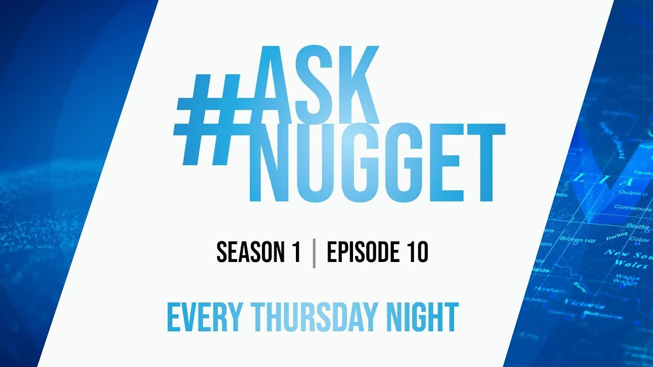 #AskNugget S01E10 - Will Rising Rates Crash Bitcoin & Stock Markets?