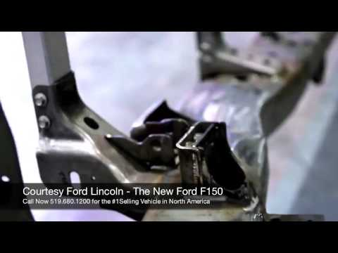 The New 2015 Ford F150 | #1 selling vehicle in North America | Courtesy Ford Lincoln London