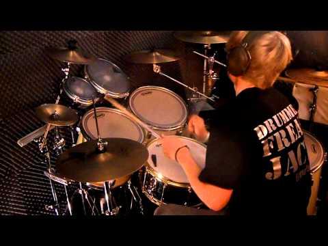 Deep Purple - Highway Star - Drum Cover