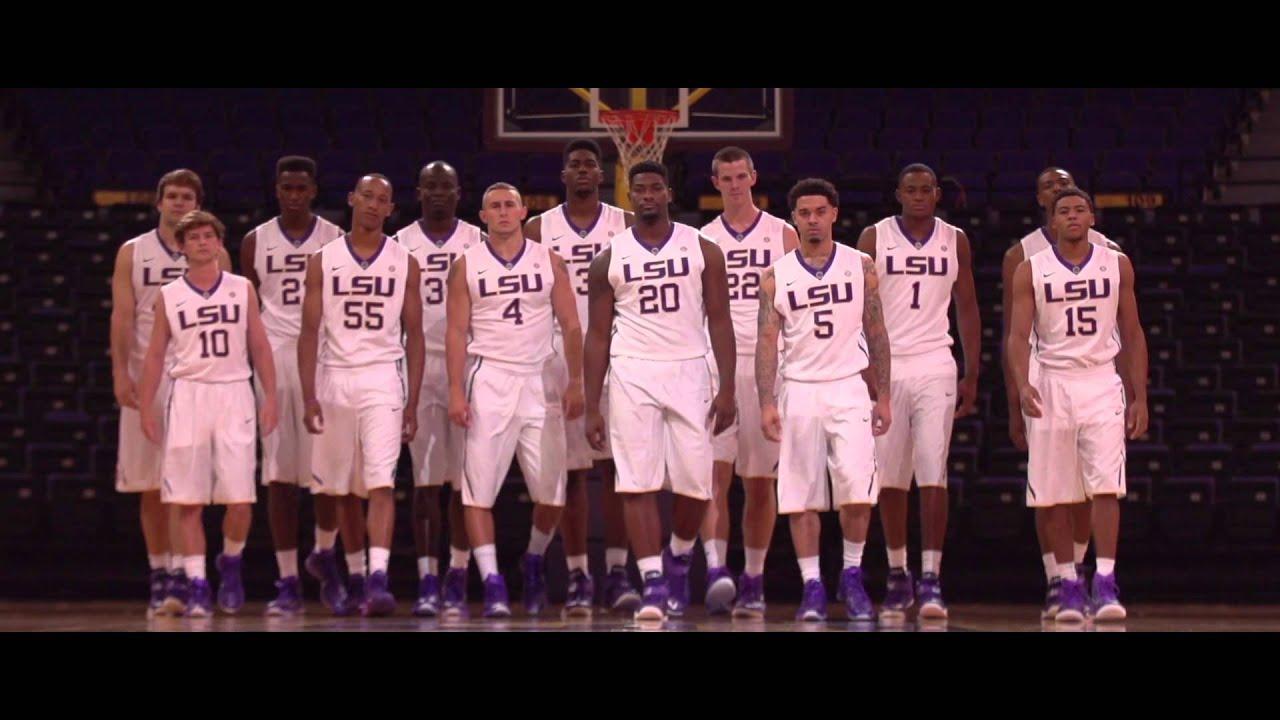 Kentucky Basketball 2014 Team LSU Basketball: 2014-2...