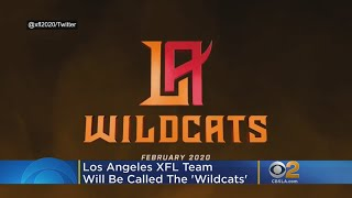 XFL Unveils 2020 Reboot; LA Wildcats To Play At Dignity Health Sports Park In Carson