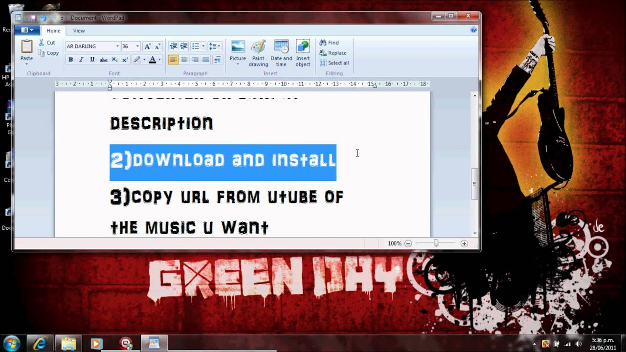 How to download free music without limewire youtube.