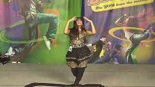 bmobile dance off contestant 82