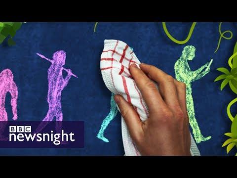 Was Charles Darwin a racist? - BBC Newsnight
