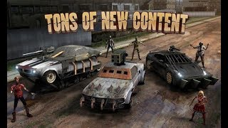 Zombie Squad All Vehicles Gameplay | All Vehicles MAX UPDRADES screenshot 3