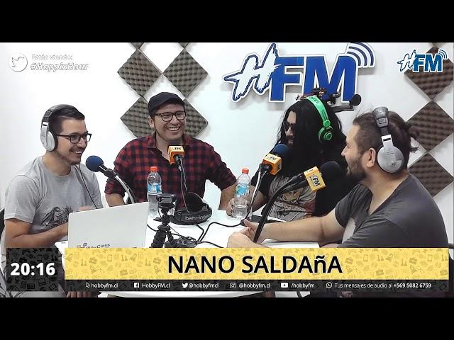 Happix Hour / Nano Saldaña - 12 de marzo 2020
