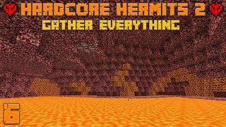 Minecraft Hardcore Hermits 6 Getting Agressive! (Season 2)